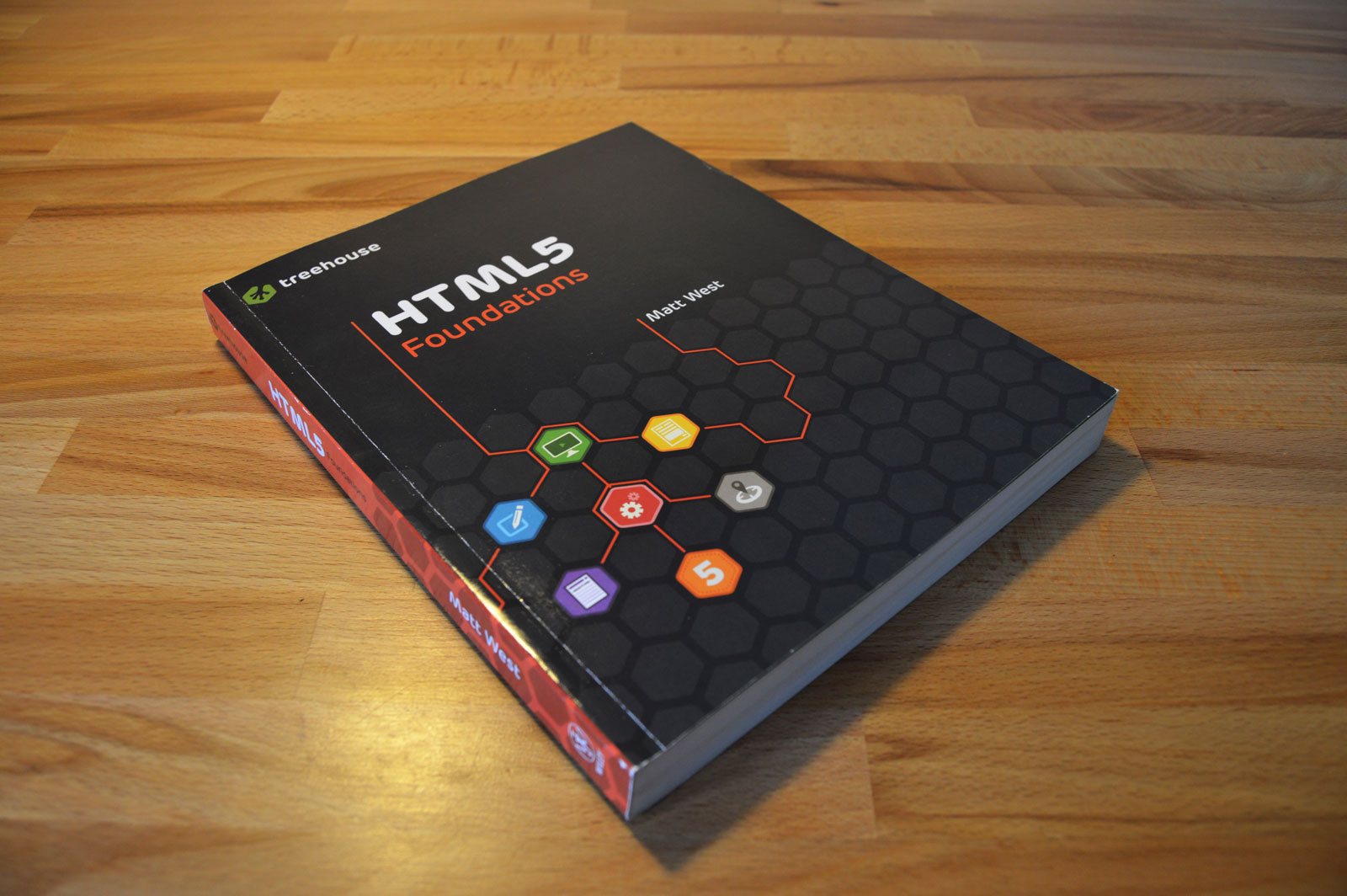 HTML5 Foundations Book